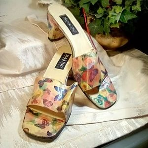 Marino Boutique butterfly 3d shoes size 11